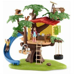 Schleich eventyr træhus