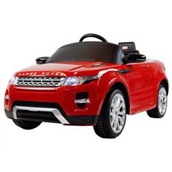 Land Rover Evoque batteri køretøj 12 Volt R / C rød