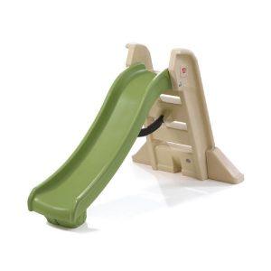 Folde Rutsjebane grøn - Step2 Udendørsleg 844692