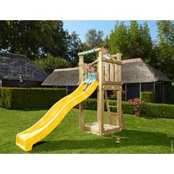 Jungle Gym Tower legetårn ekskl. rutsjebane