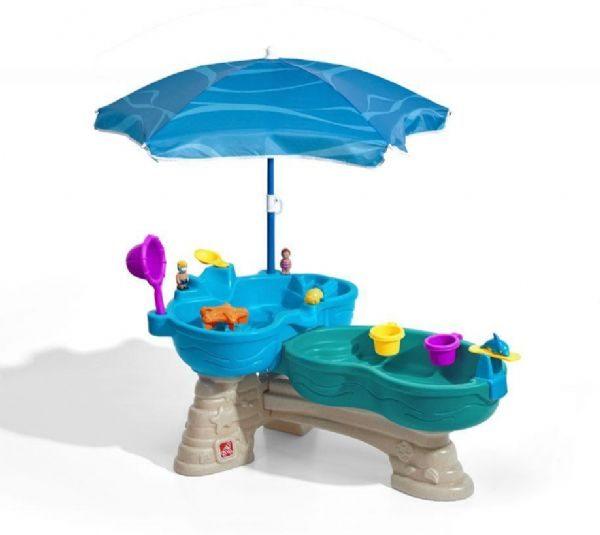 Pool tema Legebord til vand - Step2 Legebord til vand og sand 864591